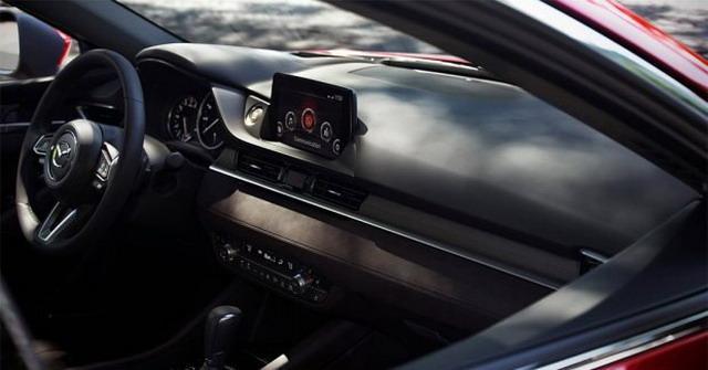 外观调整 新马自达6将于洛杉矶车展公布