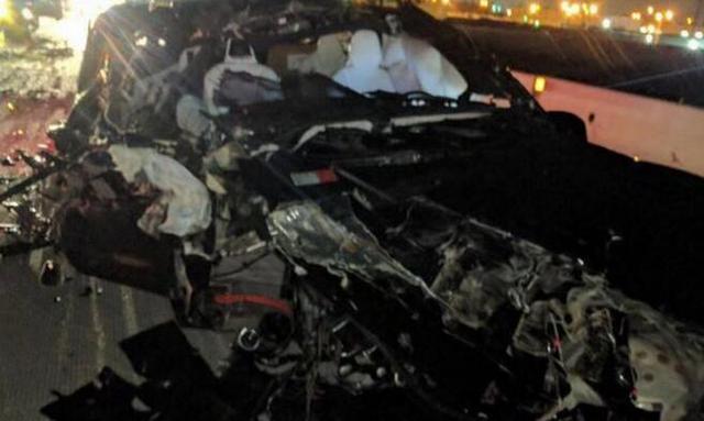 特斯拉海外再出严重车祸 司机指责Autopilot未起作用