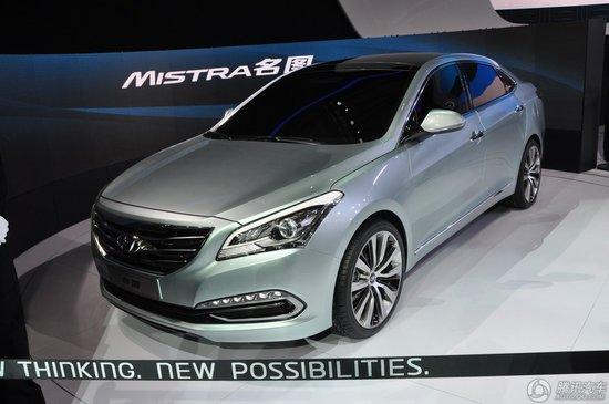 [国内车讯]北京现代名图有望于11月上市