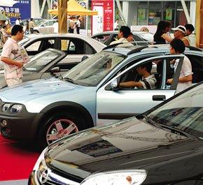车企打响2011年销量增长保卫战
