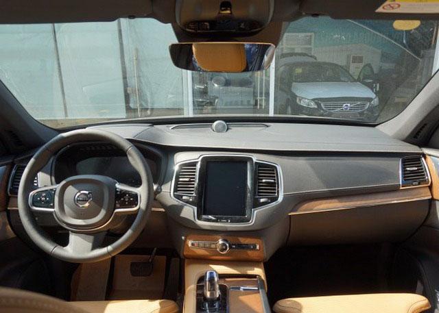 最强奢华混动SUV 新款沃尔沃XC90 T8将上市