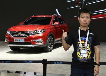牛编速评新车之荣威RX5 最美互联网SUV