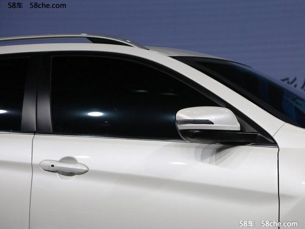 国产轿跑SUV来了 启辰T90上市前瞻解析高清图片