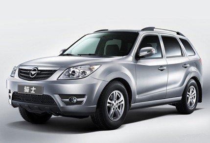 海马骑士C-SPORT/自动挡版上海车展将首发