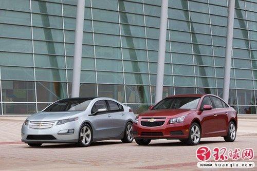 年销27万辆 2011款科鲁兹9月将在美国上市