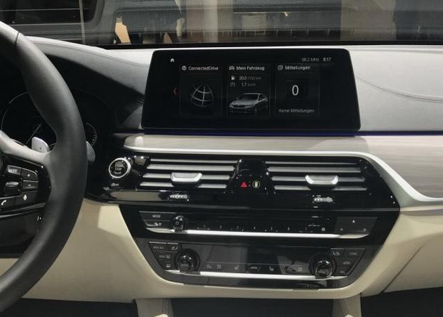 宝马6系GT于2017法兰克福车展正式发布