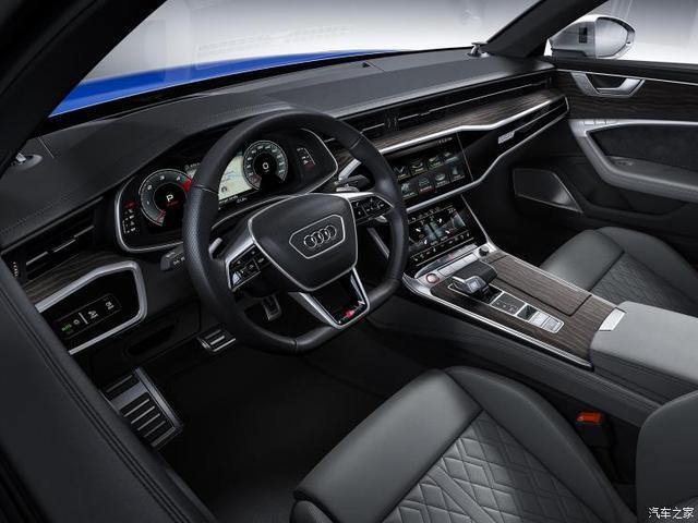 奥迪(进口) 奥迪S6 2019款 S6 Limousine TDI