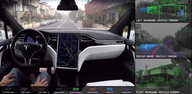 特斯拉车主购买完全自动驾驶功能程序包 却仍未启用