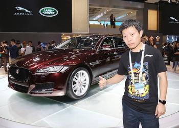 牛编速评新车之奇瑞捷豹XFL 国产加长对标5系
