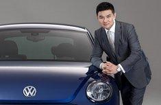 大众汽车集团(中国)大中华及东盟地区首席营销官 胡波