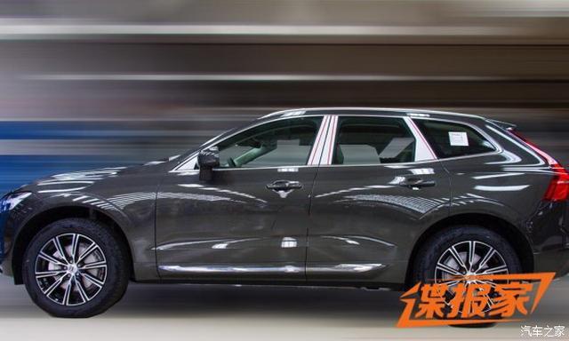 这次真之来了! 国产新XC60将于10月23日表态