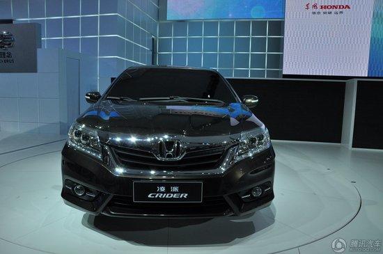 广汽本田携双品牌战略新车型亮相上海车展