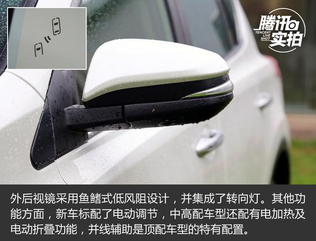 造型/配置全面提升 实拍新款丰田RAV4荣放
