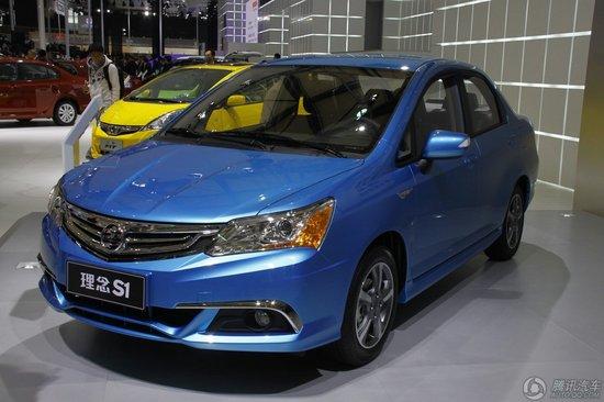 [国内车讯]全新理念S1有望于5月正式上市