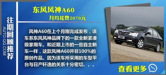 启辰D50用车成本调查:月均花费1736元