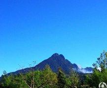 自驾海南岛的象征―五指山