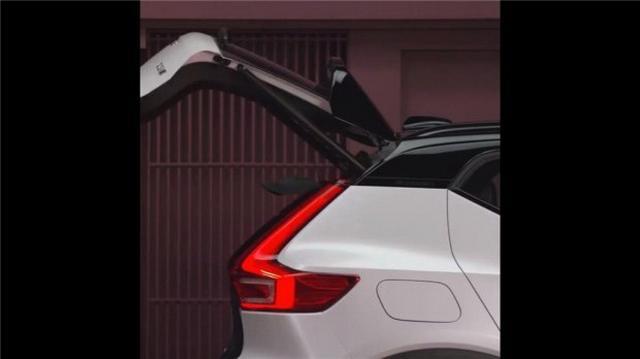 沃尔沃XC40车型官图泄露 将于9月21日亮相