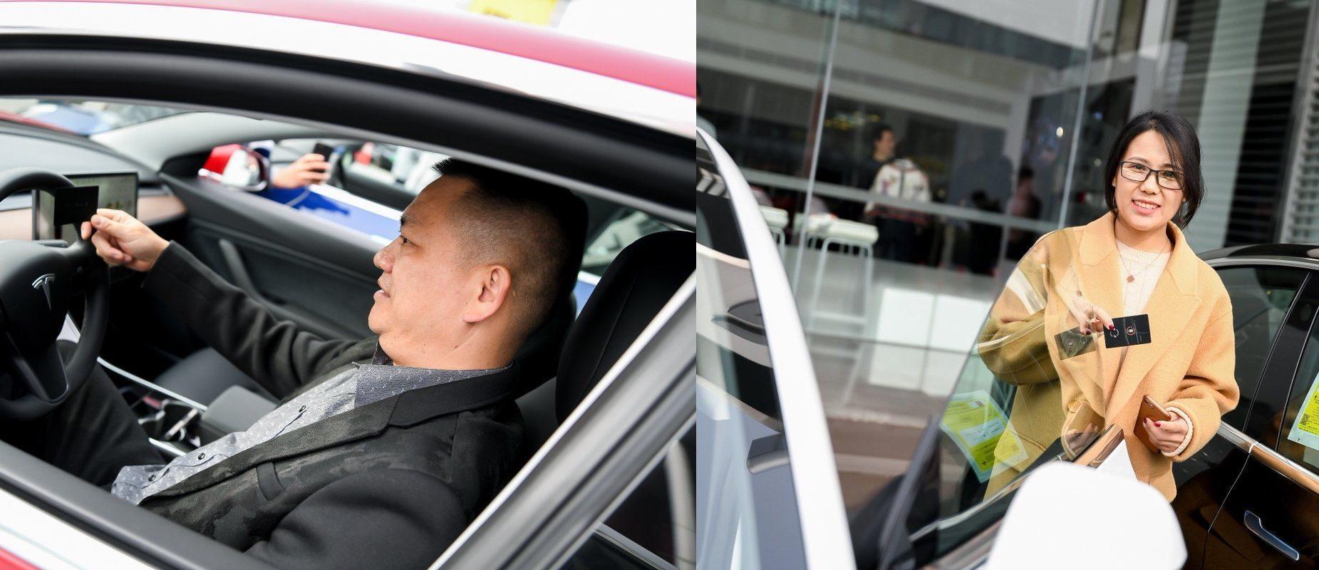 特?#20272;�Model 3在中国进入批量交付 关税上调影响中国需求
