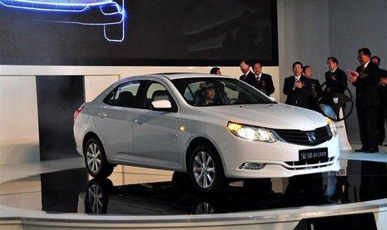 宝骏630 7月正式上市 首推1.5L手动挡车型