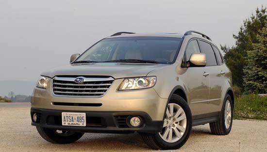 安全气囊存隐患 斯巴鲁在华召回14.9万辆问题车