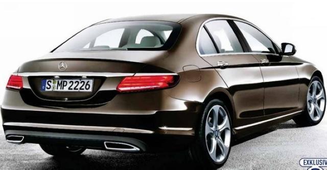 [海外车讯]新一代奔驰GLK/E级明年陆续推出