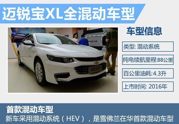 通用4品牌布局新能源车市场 年内推4新车
