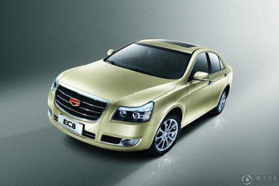 [国内车讯]吉利帝豪EC8将换装全新发动机