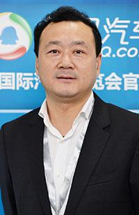 北京汽车销售有限公司副总经理陈思英