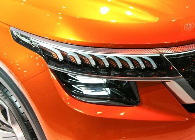 起亚SP概念车亮相 有望引入国内市场
