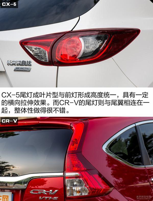 逆势之作如何选? 马自达CX-5对比本田CR-V