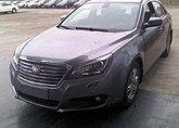 一汽奔腾B90_观展指南_2012北京车展