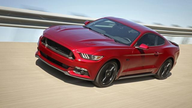 Los coches híbridos Ford Mustang OK para ser lanzado en 2020