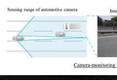 三菱电机研发新款车载摄像头 可监测100米范围内物体
