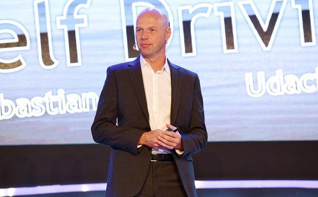 Sebastian Thrun:机器学习能力将于两年后超越人类