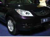 2012款海马骑士上市现场新车实拍