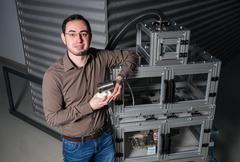 新型传感器系统可探测加氢站氢气质量 确保燃料电池车用上高纯度氢