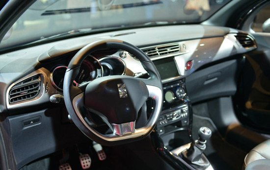 DS3敞篷版上海车展上市 售价22.98-27.98万