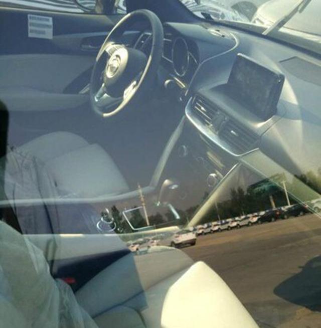 曝马自达CX-4谍照 或明年北京车展发布