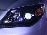 比亚迪L3发布会现场车型实拍