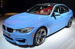 [图解新车]宝马全新M3/M4性能车全球首发