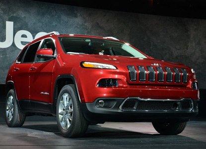 Jeep全新Cherokee