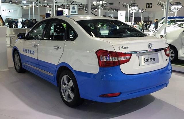 新款风神A60 EV发布 补贴后或售15万