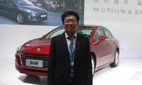 吕海涛:2014前标致全系产品实现动力升级