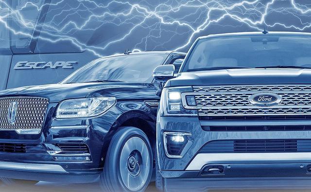 福特将进入电动车市场 拟2019年发布一款插电式混动车Escape和多款全尺寸SUV的混动版本