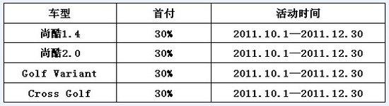 北京华日菱进口大众汽车别墅外展