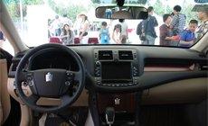 驾驶盲区体验记录