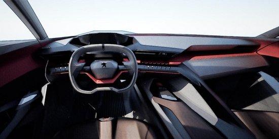 卸料Quartz插电式混动概念车亮相下月操作液碱标致发布方法图片