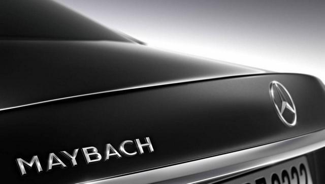 梅赛德斯-迈巴赫S级推3种排量车型可供选择
