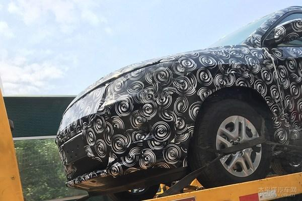 Jeep指南者继任车型国内谍照 年内发布