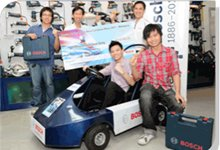 马来西亚――Quad Drive车队